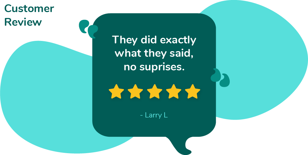 Review from Larry L regarding HelpCloud services