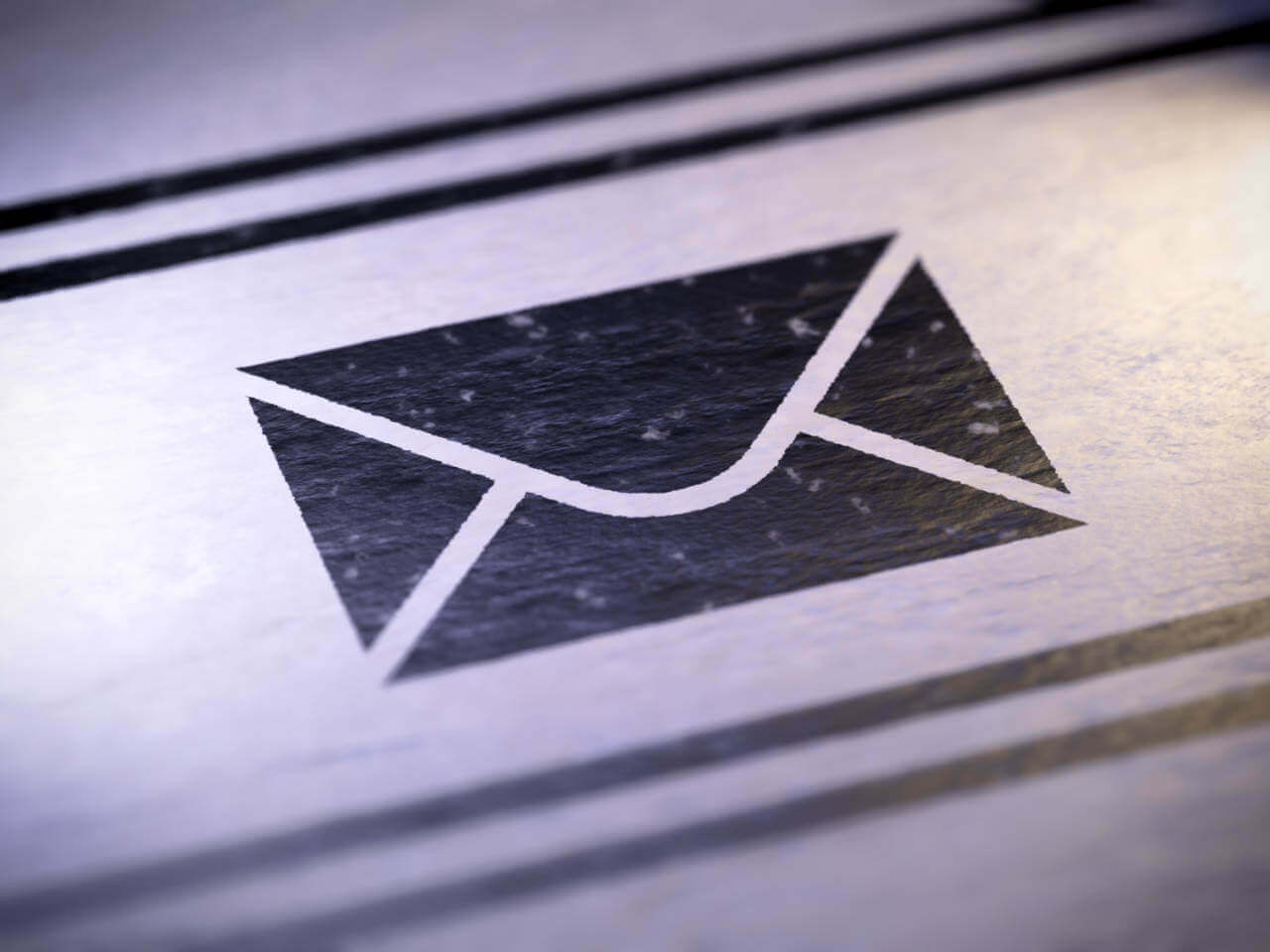 An image of an email icon